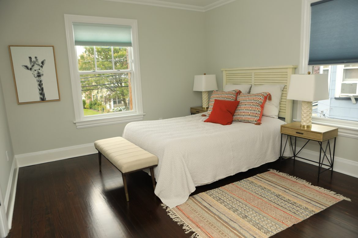 4 Steps for painting a wall with moisture!