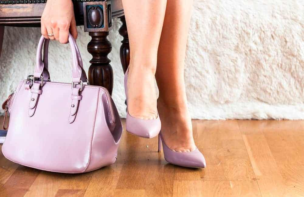 How to match your bag with your shoes